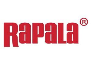 "Rapala Logo Boat / SUV / RV Decal Sticker  - Size X-Large (14.5"" x 4.5"") - NEW!"