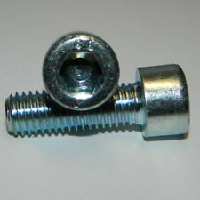 50 Stk.  Zylinderschrauben M4x20  Stahl verzinkt DIN912 Innensechskant Schraube