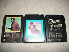 George Benson 8 Track Lot of 3