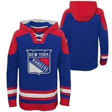 NHL Kinder Hoody New York Rangers AMH Ageless Must-Have Sweater Pullover Youth