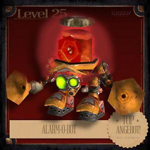 Alarm-o-Bot | World of Warcraft | WoW | Legion Patch 7.0.3 Pet Haustier L25