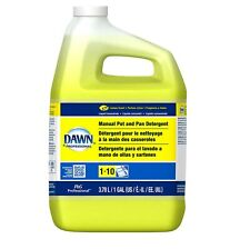 Dawn Professional Manual Pot and Pan Detergent, Lemon Scent, 1 Gallon