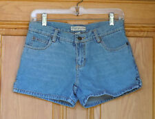 Rusty Ladies Size 5 Blue Denim Shorts
