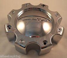Limited Wheels Chrome Custom Wheel Center Cap Caps # L-053-8H-CAP NEW!