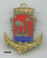Insigne , BM. /  11   Rgt. d'Infanterie Coloniale - EO.