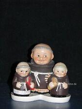 +*A014308_01 Goebel  Archivmuster Friar Tuck Mönch Menage Senftopf Streuer Tabl.