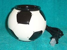Partylite Match Day (soccer)  ScentGlow Warmer -- WOW!