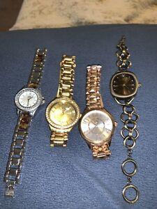 Premier Designs Designer Watches Lot of 4, HTF