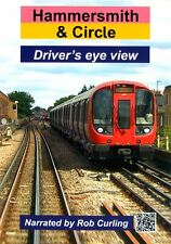 Hammersmith & Circle Driver's Eye View * DVD (London Underground)