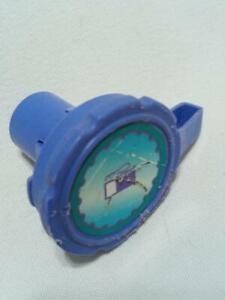 #5 POWER WHEELS BARBIE or BOY JEEP  WRANGLER PINK GAS CAP