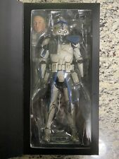 SIDESHOW EXCLUSIVE CLONE CAPTAIN REX PHASE II ARMOR