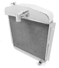 3 Row Performance Radiator For 1947-49 Plymouth Coupe