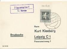 581299) DDR Landpostblg. Heuersdorf Kr Borna