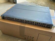 HPE / Aruba Procurve 2920-48G-PoE+ 48-Port 10/100/1000 Layer 3 switch J9729A