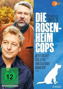 Die Rosenheim-Cops Staffel 20 Neu und Originalverpackt 6 DVDs