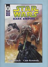 STAR WARS DARK EMPIRE II #1 9.8 NM/MT DARK HORSE FORCE AWAKENS