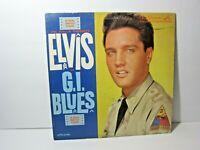 Elvis G. I. Blues 331/3 Vinyl Record LPM-2256 Original Soundtrack     5