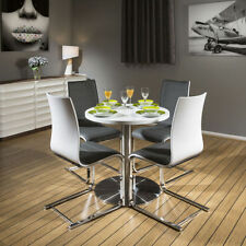 Unbranded Corian Dining Room Table & Chair Sets