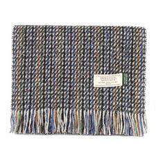Men's Irish Muckross Mucros Donegal Wool Tweed Scarf Multi Color dt32