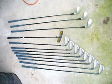 GOLF CLUBS set w/ carry bag, S.Palmer / NORTHWESTERN / Status II