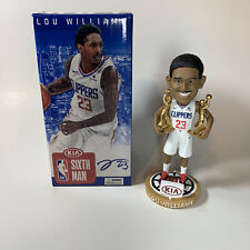 Los Angeles Clippers Lou Williams Sixth Man Of The Year Bobblehead