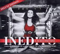 LAURA PAUSINI - INEDITO 2 CD ITALO POP 33 TRACKS NEU