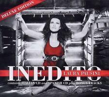 Laura PAUSINI-INEDITO 2 CD ITALO POP 33 tracks nuovo