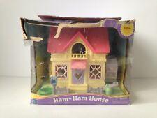 Hamtaro Ham Ham Toy Play House Japanese Anime Hamster Cute with box