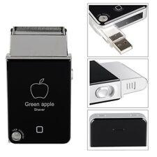 Men Electric Foil SLIM Shaver Razor USB Rechargeable Travel portable AU001 E