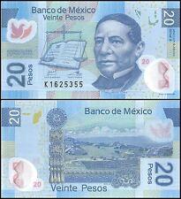 Mexico 20 Pesos, 2013, P-122, UNC, Series-X