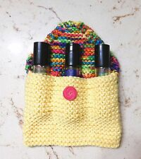 Essential Oil Roll-On / Roller-ball Bottle Carry Bag / Travel Case