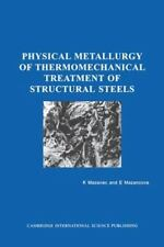 Physical Metallurgy of Thermomechanical Treatment of Structural Steels (Paperbac