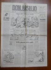 DON BASILIO 3 Luglio 1949 Azione Cattolica Scelba Preti comici Don Cavillo di e
