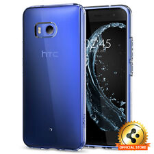 HTC U11 Spigen® [Liquid Crystal] Ultra Slim Lightweight Clear TPU Case Cover