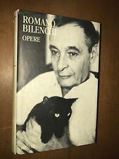 +++ ROMANO BILENCHI -  OPERE - RIZZOLI, 1997