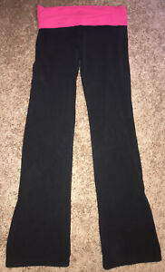 black casual pants from Victorias secret PINK size med!