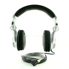Behringer HPX2000 Over the Head DJ Headphones - Black/Silver