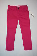 NWT DKNY legging GIRL size 4T wild berry color