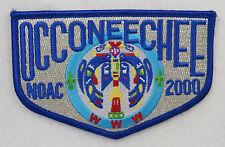 OA Lodge 104 Occoneechee S34 Flap NOAC2000, RND Thunderbird design [D1094]