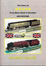 The Story of Wrenn (Part 1), From Binns Rd to Basildon NEW 2011