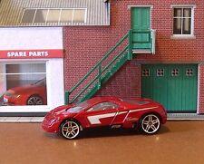 HotWheels Cars (2011) Cadillac Cien 1:64 NEW