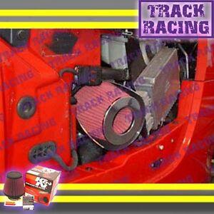 97 98 99 00 01 02 CHRYSLER  PLYMOUTH PROWLER 3.5L V6 V 6 AIR INTAKE KIT +K&N Red