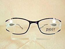 Ziggy by Cendrine O Mod 1275 (C2) Black/White 50 X 18 135 mm Eyeglass Frame