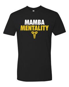Mamba Mentality Kobe Bryant T-Shirt Holiday Gift