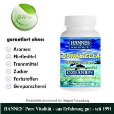 Dunaliella Alge 60 Vegi-Kaps - Beste HANNES' Qualität