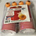 Pong Star Beer Pong Kit Flip Cup Game  New Party Fun Drinking Adult Beverage NIP