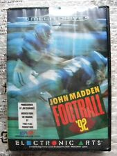 SEGA MEGA DRIVE JOHN MADDEN FOOTBALL 92 VERSIONE PAL