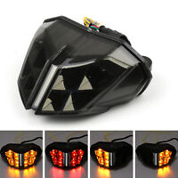 Integrated LED Tail Light Turn signals For DUCATI Streetfighter 848 1100 Smk T3