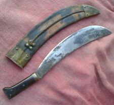 """20"""" antique Spanish American War Bolo Knife In Vary good Condition Check Phot"""