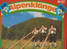 Vinyl-LP - H.Stadelhofer´s Musikanten - Alpenklänge - 0522259-4 BASF